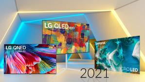 Neo-QLED, QNED, Mini-LED, Micro-LED und OLED Evo©iStock.com/luismmolina