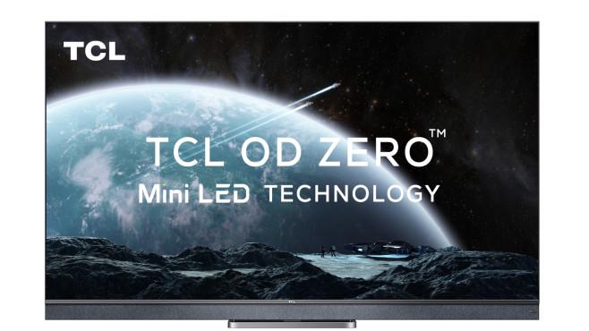 TCL montiert das Mini-LED-Backlight ohne Abstand hinter dem LCD-Bildschirm und nennt das OD-Zero.©TCL
