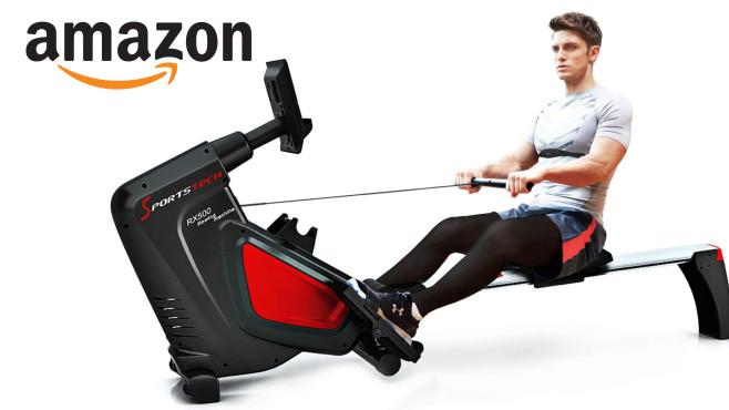 Rudergerät im Amazon-Angebot: Sportstech zum starken Preis©Amazon, Sportstech