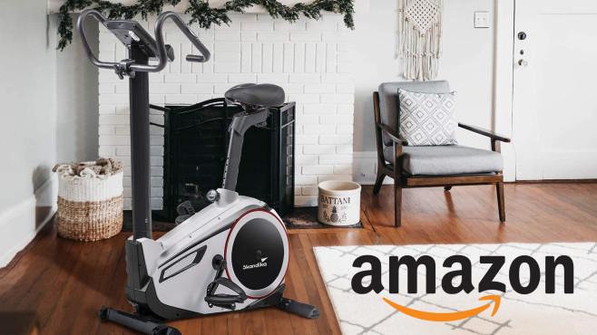 Ergometer bei Amazon im Angebot: Skandika-Fitnessbike zum guten Preis©Amazon, Skandika