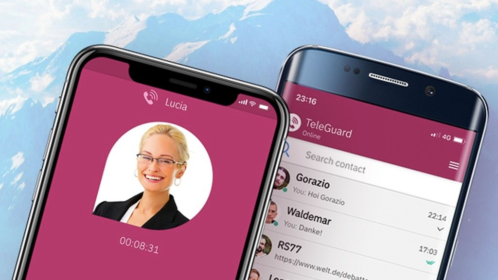 TeleGuard: Neuer Gratis-Messenger verspricht absolute Sicherheit