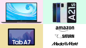 Amazon, Media Markt, Saturn: Top-Deals des Tages! © Amazon, Saturn, Media Markt, Samsung, Huawei