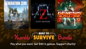 Humble Bundle Built so Survive © Humble Bundle