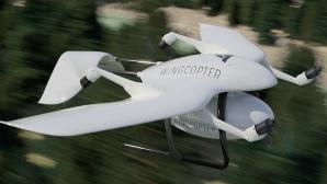Eine Drohne von Wingcopter©Wingcopter
