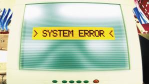 System Error©gettyimages.de / Lucas Racasse