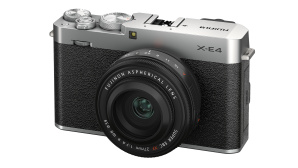 Fujifilm X-E4 Neue Systemkamera©Fujifilm