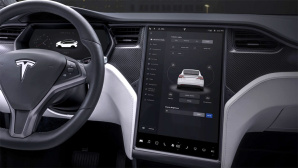 Tesla Model X©Tesla