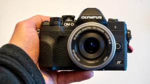 Olympus OM-D E-M10 IV Test der Mini-Systemkamera©COMPUTER BILD