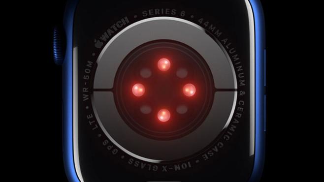 Apple Watch 6©Apple