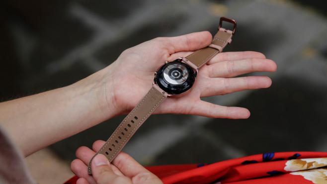 Galaxy Watch©COMPUTER BILD