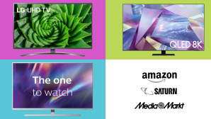 Amazon, Media Markt, Saturn: Top-Deals des Tages! © Amazon, Saturn, Media Markt, LG, Samsung, Philips