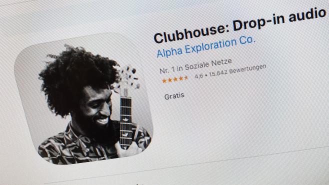 Clubhouse©Alpha Exploration Co. / Apple