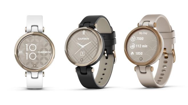 Roland Quandt () von  zeigt das Design der neuen Garmin-Uhr.©Winfuture/@rquandt