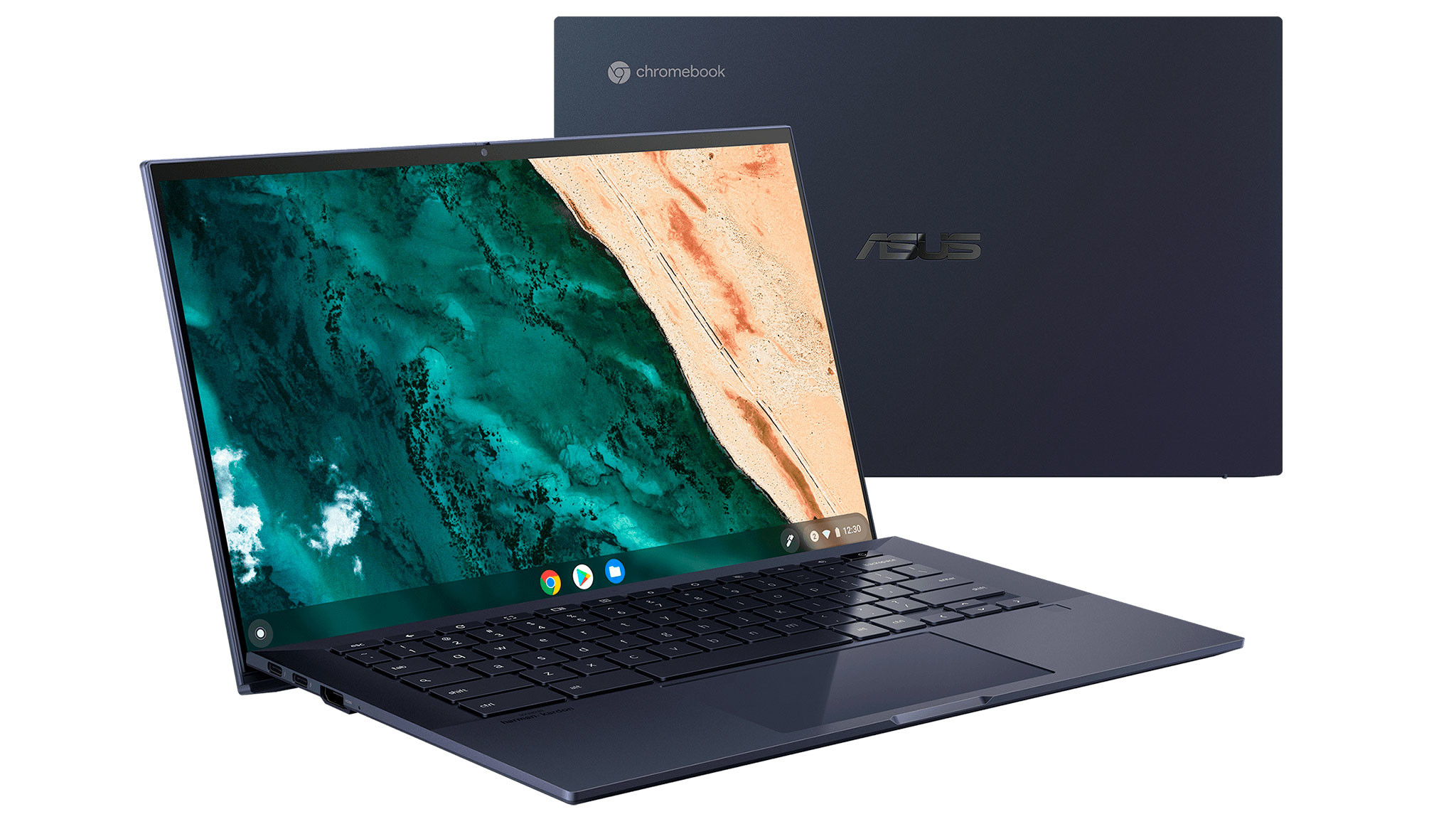Asus Chromebook CX9 vor weißem Hintergrund©Asus