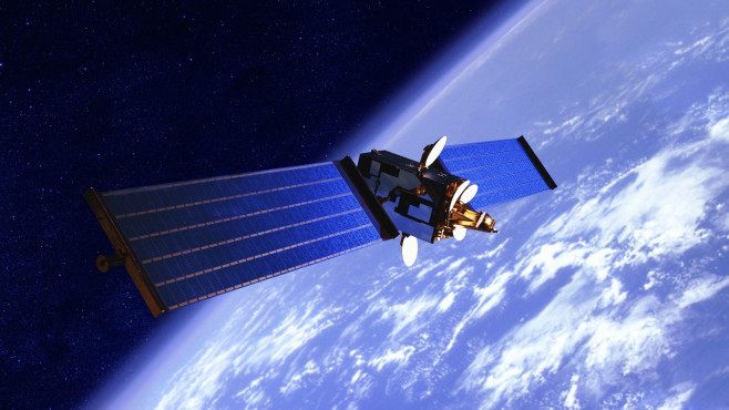 Satellit©gettyimages.de / Michael Dunning
