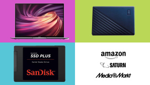 Amazon, Media Markt, Saturn: Top-Deals des Tages! © Amazon, Saturn, Media Markt, Huawei, SanDisk, Western Digital