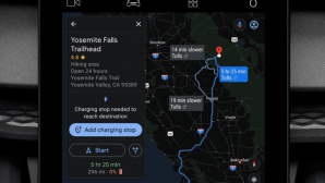 Google Maps im Auto©Google
