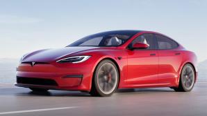 Tesla Model S (2021)©Tesla