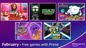Prime Gaming Dezember©Amazon