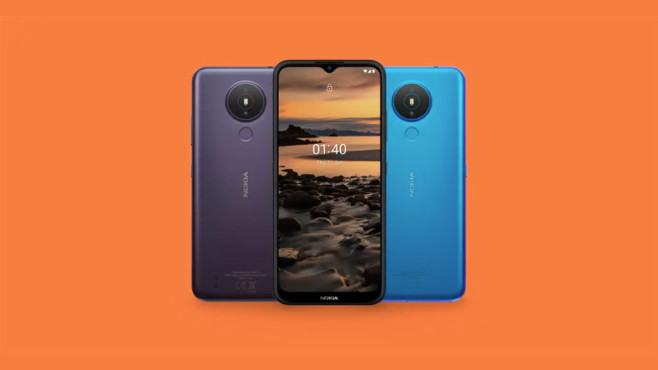 Nokia 1.4©Nokia/ HMD Global