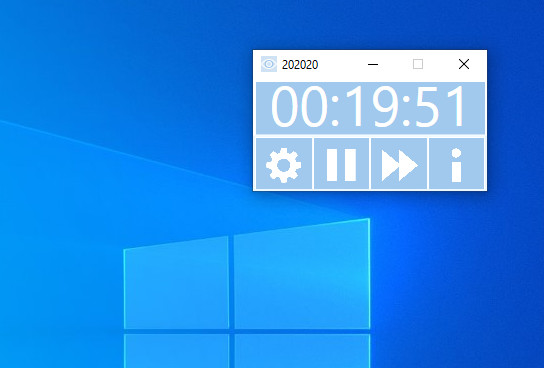 Screenshot 1 - 202020 (Windows-10-App)