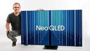 Samsung GQ65QN95A im Test: Neo-QLED ist die Samsung-Bezeichnung für Mini-LED-Technik.©COMPUTER BILD