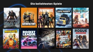 Beliebte Titel im Epic Games Store©Epic Games