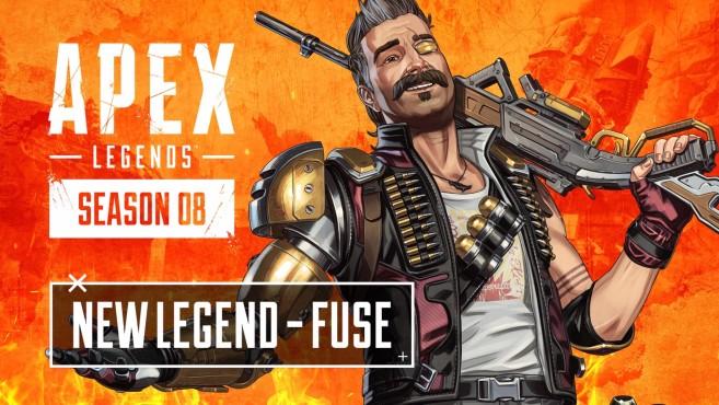 Apex Legends Season 8 Chaos©Electronic Arts