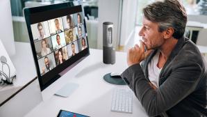 Ein Mann in einem Zoom-Meeting©Zoom