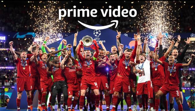 Prime Video Kategorien