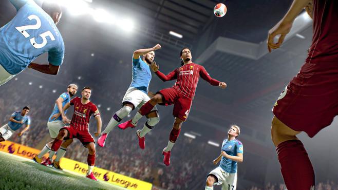FIFA 21©EA