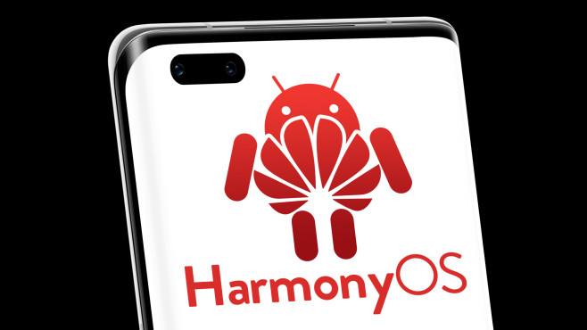 Harmony OS und Android © Huawei