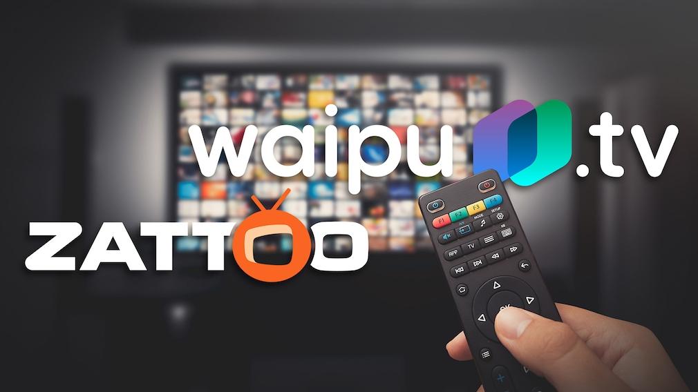 Waipu.tv gegen Zattoo: Vergleich der Streaming-Anbieter für Live-TV
