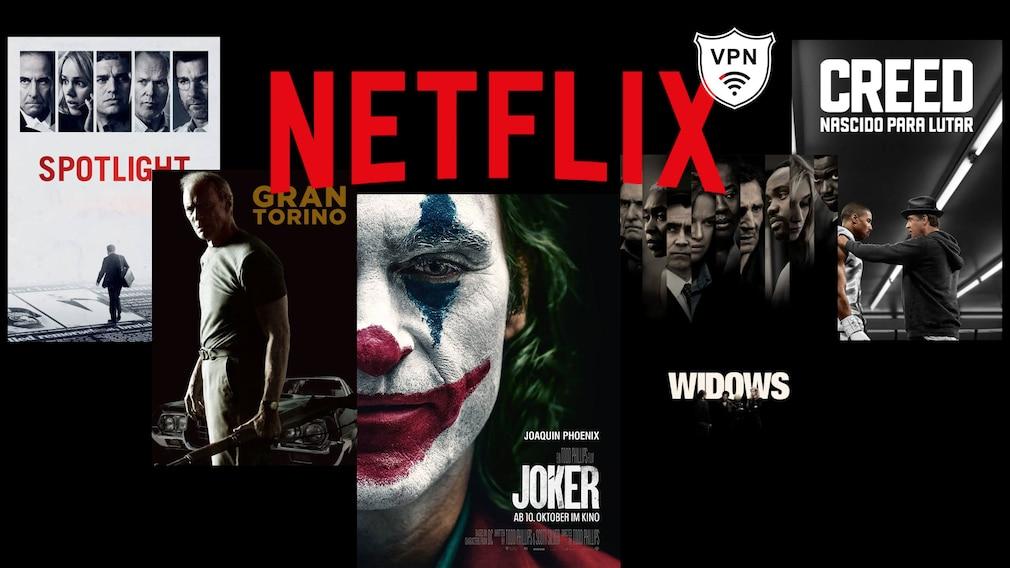 10 Top-Filme bei Netflix, die Sie nur mit einem VPN sehen können! Andere Länder, andere Netflix-Filme: Mit einem VPN surfen Sie den kompletten Katalog ab.©Netflix, iStock.com/Mingirov
