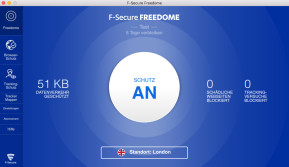 F-Secure Freedome VPN (Mac)