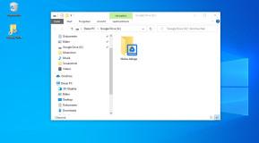 Google Drive für Desktop
