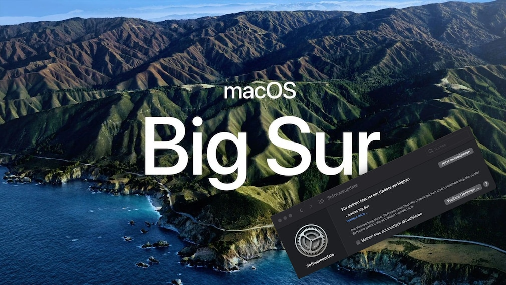macOS Big Sur 11.2.1: Apple behebt Ladeprobleme©Apple, COMPUTER BILD