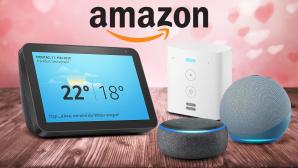 Amazon-Echo-Schnäppchen zum Valentinstag©Amazon