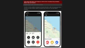 Apple Maps: Unfälle und Radarfallen melden bald möglich©MacRumors
