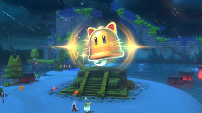 Super Mario 3D World + Bowser's Fury©Nintendo