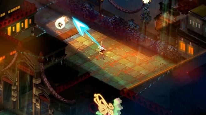 Transistor©Supergiant Games