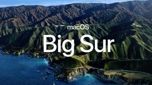 macOS 11 Big Sur©Apple