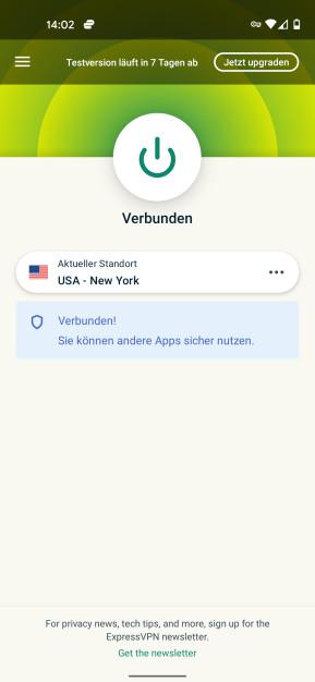 ExpressVPN (Android-App)