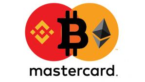 Bitcoin/ Mastercard©Mastercard, Bitcoin, Ethereum, Binance