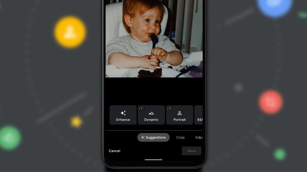 Google Fotos: Neue Funktionen für zahlende Kunden©Google