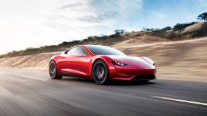 Tesla Roadster©Tesla