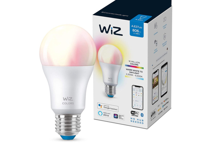 Colors Smart Full Color LED-Lampe A60 E27 WiFi