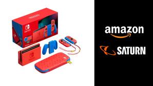Nintendo Switch©Nintendo, Saturn, Amazon