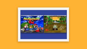 Mario Kart 64 illegal als Edge-Addon©Nintendo