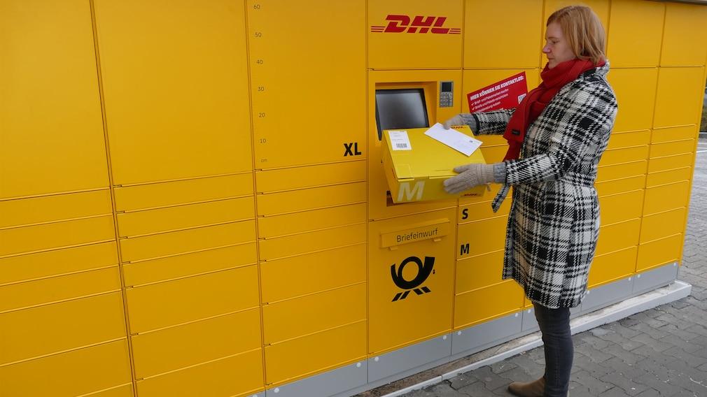 Poststation©Deutsche Post AG